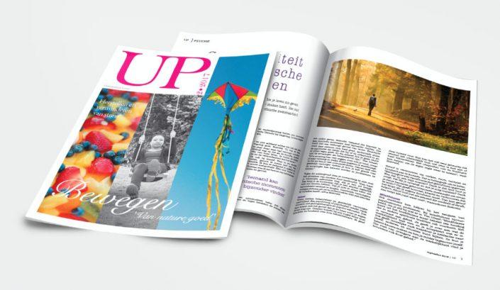 Cliëntenraad Lister kwartaalblad Up